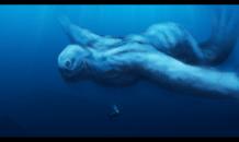 existe una criatura desconocida en la antartida