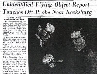 Kecksburg 50 años despues