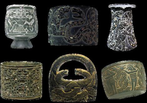 Artesanías de Jiroft