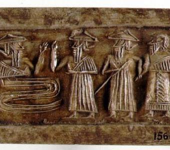 Ningizzida (2300 B.C.)