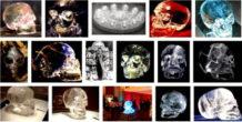 las 13 calaveras de cristal