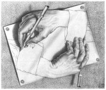 Las manos poseídas y los dictados del mas allà