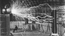 logran transmitir por primera vez energia electrica a traves de microondas el sueno de tesla se va haciendo realidad