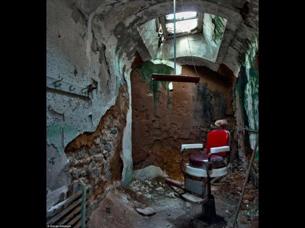 Penitenciaría del Estado, el edificio más embrujado del país