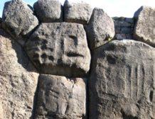 piedras artificiales en la antiguedad