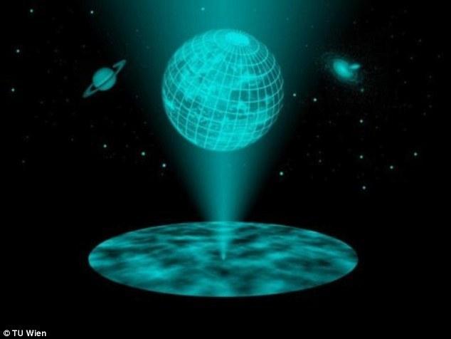 """""""Vivimos en un holograma creado por una inteligencia superior a la nuestra"""" Científico de la NASA afirma que una raza extraterrestre esta detrás de esto"""