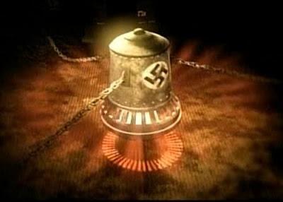 Campana nazi o maquina del tiempo