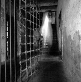 La antigua cárcel de Charleston