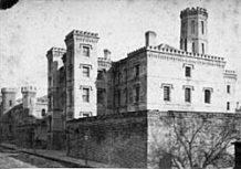 la antigua carcel de charleston