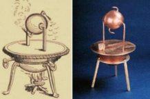 maquinas en la historia la maquina de vapor egipcia y el mecanismo de antikythera