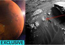 mars misteriosas alien presences son fotografiadas por el rover curiosity