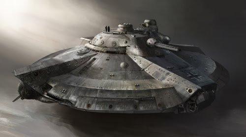 OVNIS Nazis y la Base Antártica