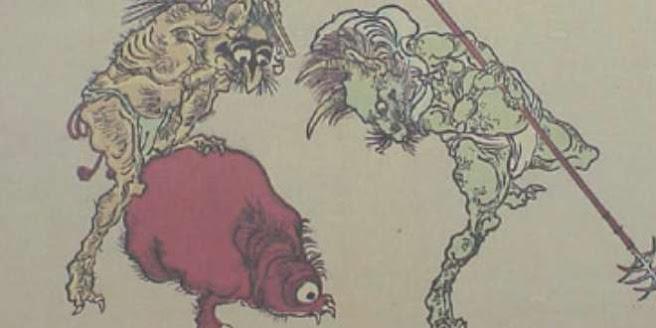 ¿ Sabes qué son los Tsukumogami? ¡Una de fantasmas!