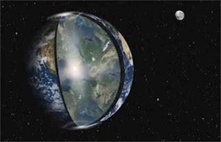 Aborigenes del amazonas afirman que existe un mundo entero dentro de nuestro planeta