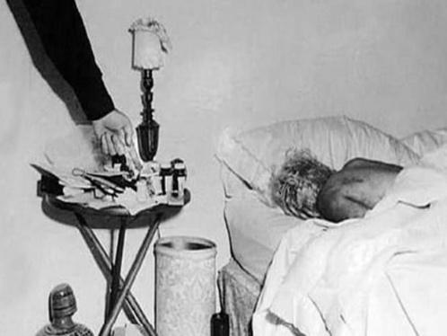 Agente de la CIA moribundo confiesa haber asesinado a Marilyn Monroe