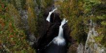 el sorprendente misterio de las cascadas del caldero del diablo