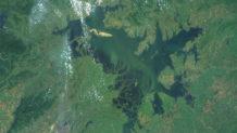 el triangulo de las bermudas de oriente un lago chino se traga a mas de 1 600 personas