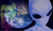extraterrestres gobiernan al mundo segun edward snowden