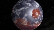 la vida pudo florecer en marte millones de anos antes que en la tierra