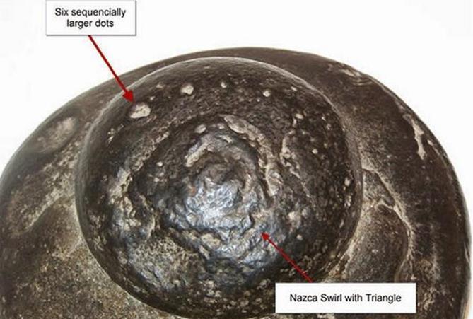 Resultado de imagen de extraterrestres grabadas en piedra
