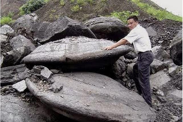 Las Rocas con forma de OVNI o UFO Rocks… replanteando nuestra historia