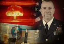 el extrano suicidio de un general de eeuu dos dias antes de tomar el mando de los misiles nucleares