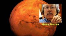 henry deacon confirma que hay bases con humanos en marte