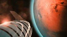 imagenes captadas por el curiosity en el cielo de marte en 2015 de un raro objeto salen a la luz