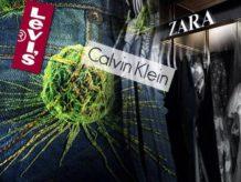 zara levis mango calvin klein diesel y hm contienen toxicos en sus prendas
