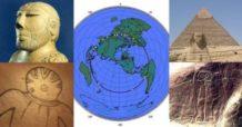 antiguos y enigmaticos monumentos alineados perfectamente alrededor de la tierra