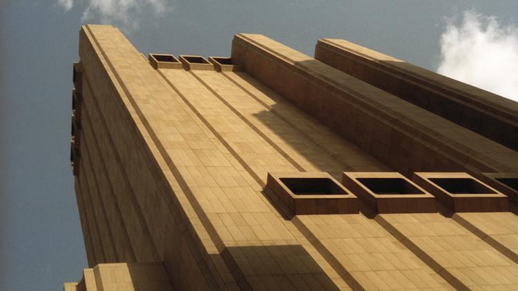 El oscuro secreto oculto en un rascacielos en el corazón de Nueva York