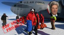 la misteriosa visita de john kerry a la antartica encubrimiento de bases ufo y secretos del pasado