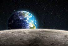 pueden los origenes de la tierra yacer en la luna