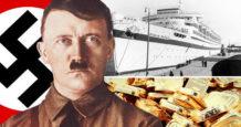 han descubierto el oro perdido de hitler en el naufragio del titanic nazi