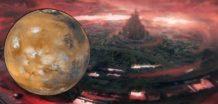 la civilizacion de marte fue destruida por una guerra nuclear