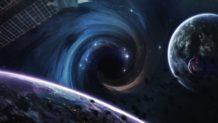 la tierra ya puede estar dentro de un agujero negro dice un cientifico