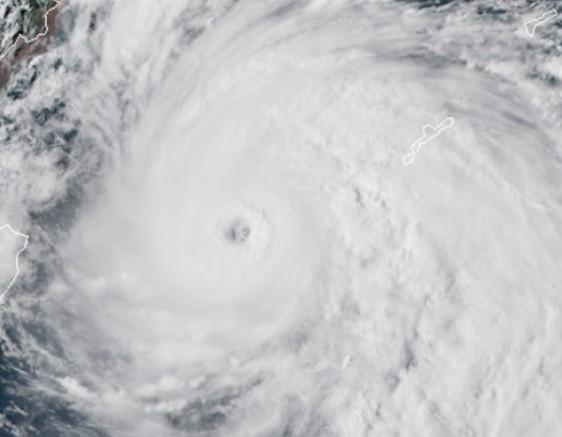 CHINA usó HAARP para manipular el poderoso tifón LingLing