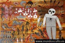 dioses y ayudantes celestiales creadores mitologia australia