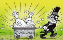 el dinero como medio de especulacion en las sociedades capitalistas