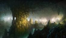 el misterio del centro de la tierra y los dioses sumerios