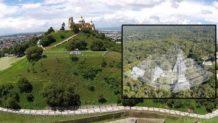 la piramide mas grande del mundo esta en mexico y se oculta bajo una montana