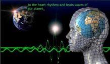 la resonancia schumann cambio y estos son algunos de los efectos en los humanos