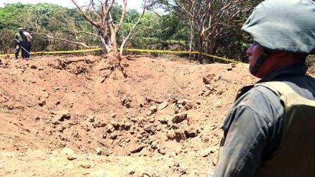 Las dudas en torno al meteorito que cayó en Nicaragua
