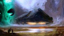 los alienigenas dejaron la tierra hace 20000 anos y son nuestros antepasados