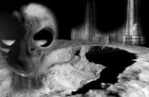 se encontraron estructuras alienigenas en el crater lobachevsky en el lado oscuro de la luna