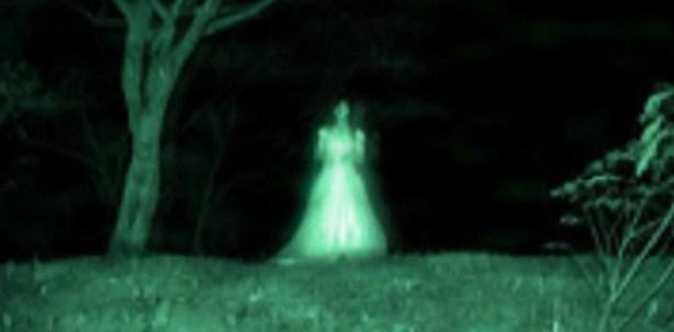 Sobre los fantasmas
