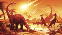 y si los dinosaurios nunca se habrian extinguido que hubiese pasado evolucion a reptiles inteligentes