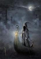caronte mitologia griega