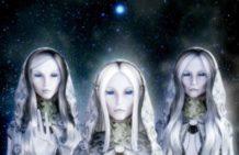cinco especies de alienigenas amigables que protegen al planeta tierra