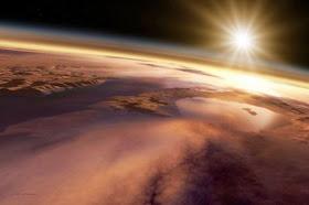 Documento CIA: En Marte existió una raza extraterrestres de gigantes
